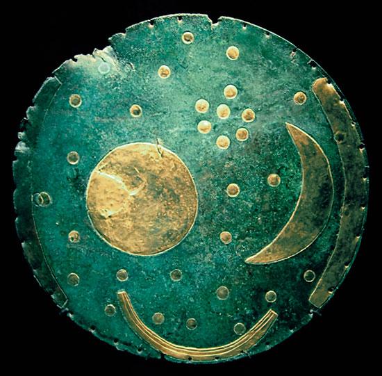 Звездный диск из Небры
